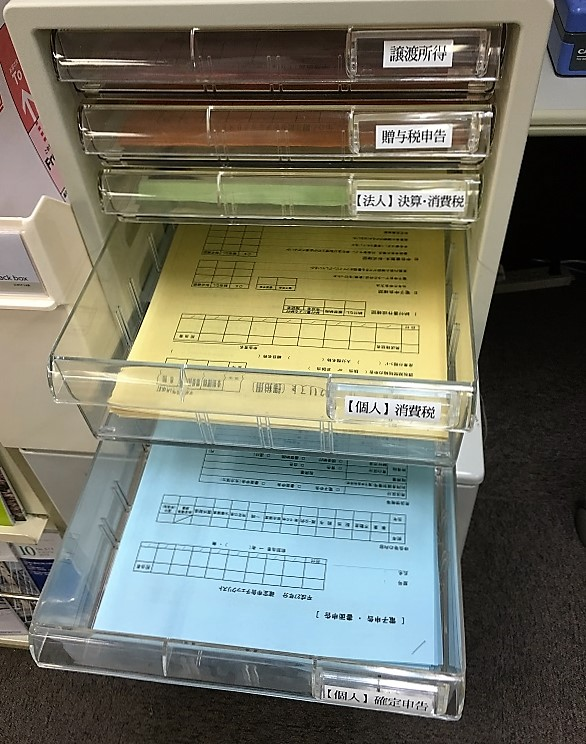 チェックリスト:衣目公認会計士事務所