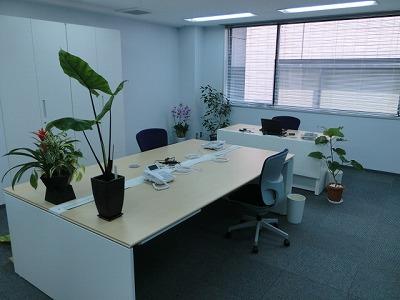 杉山税理士事務所 オフィス