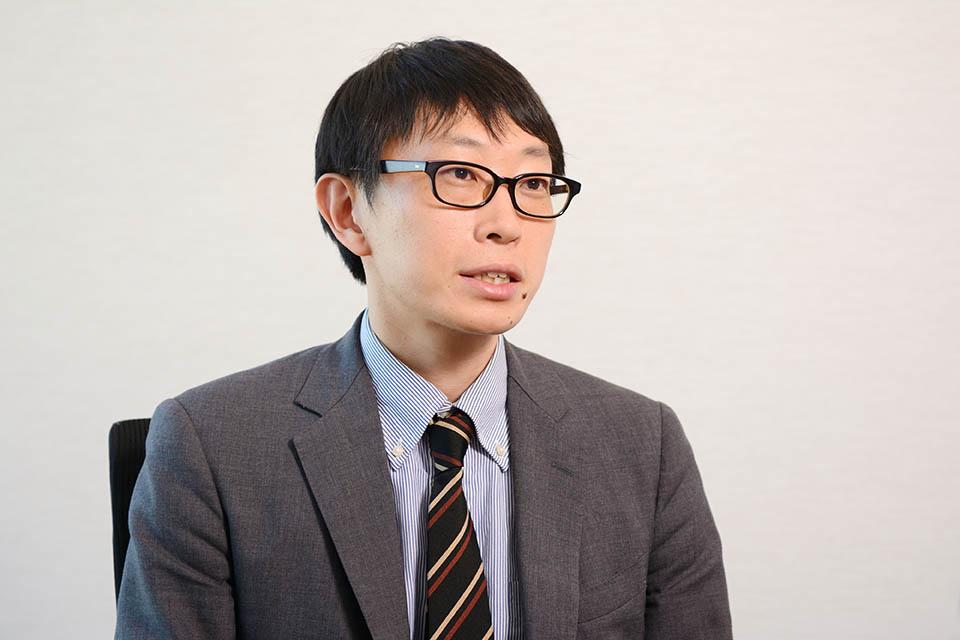 辻・本郷税理士法人 経営企画室 税理士 菊池典明