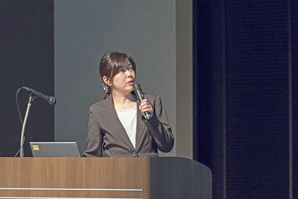 税理士法人アップパートナーズ藤川菜穂子業務部主任