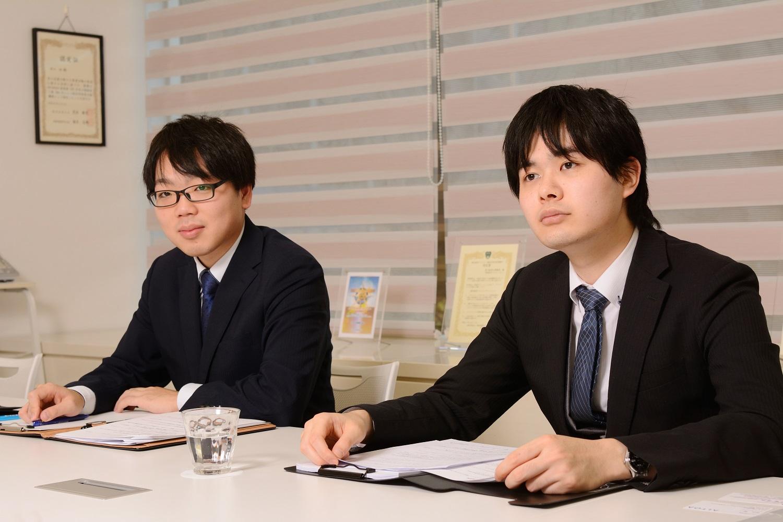 さきがけ税理士法人 経営支援部 山崎雄介氏 澁谷剣太氏