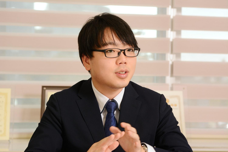 さきがけ税理士法人 経営支援部 澁谷剣太氏